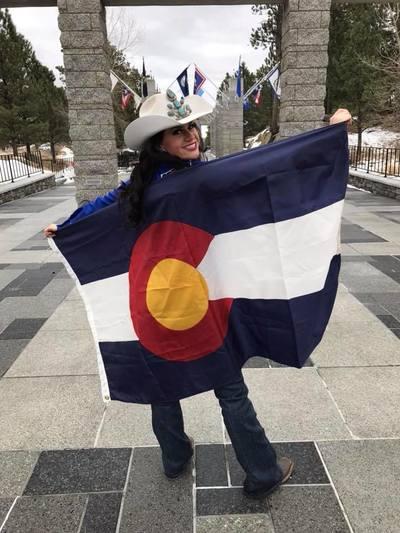 Alex Hyland Mrc 2018 Miss Rodeo Colorado